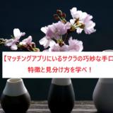 【マッチングアプリにいるサクラの巧妙な手口】特徴と見分け方を学べ!